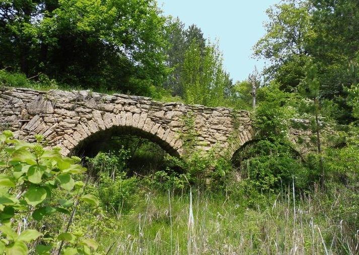 Aqueduc des Sagnières - OT HTP