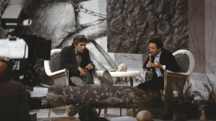 EMISSION TV Entre chien et Loup_ Guy et Michel Drucker