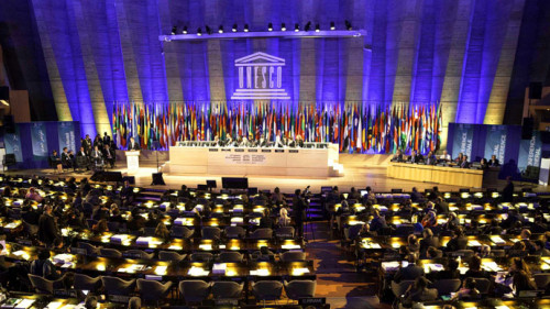 1. Assemblee Generale de l'UNESCO_RECADRE POUR MEGA MENU