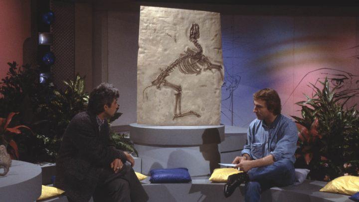 EMISSION TV Entre chien et Loup