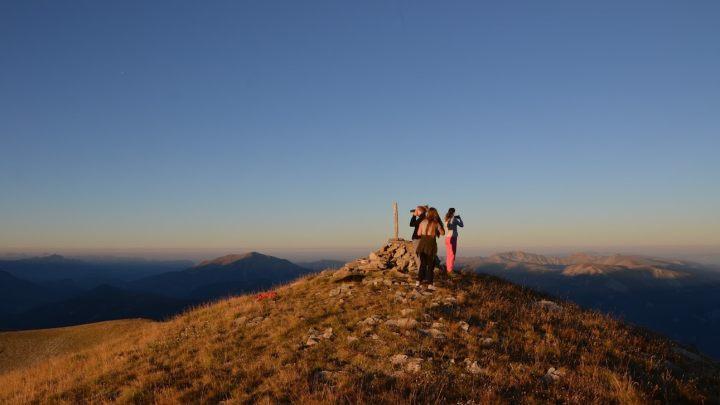 Hiking France, avec Charles speth, guide de montagne