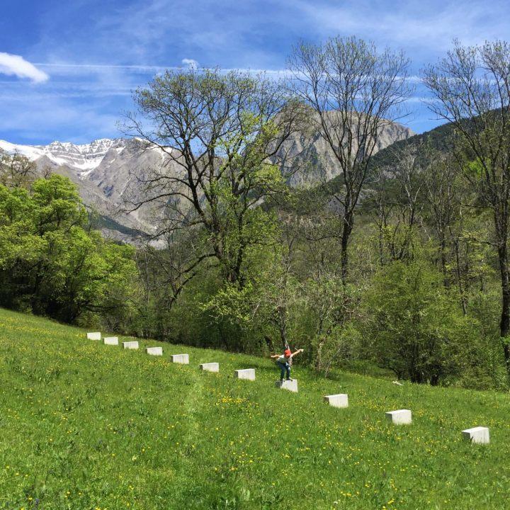 Tour des hameaux abandonnés - nonas2 - JS