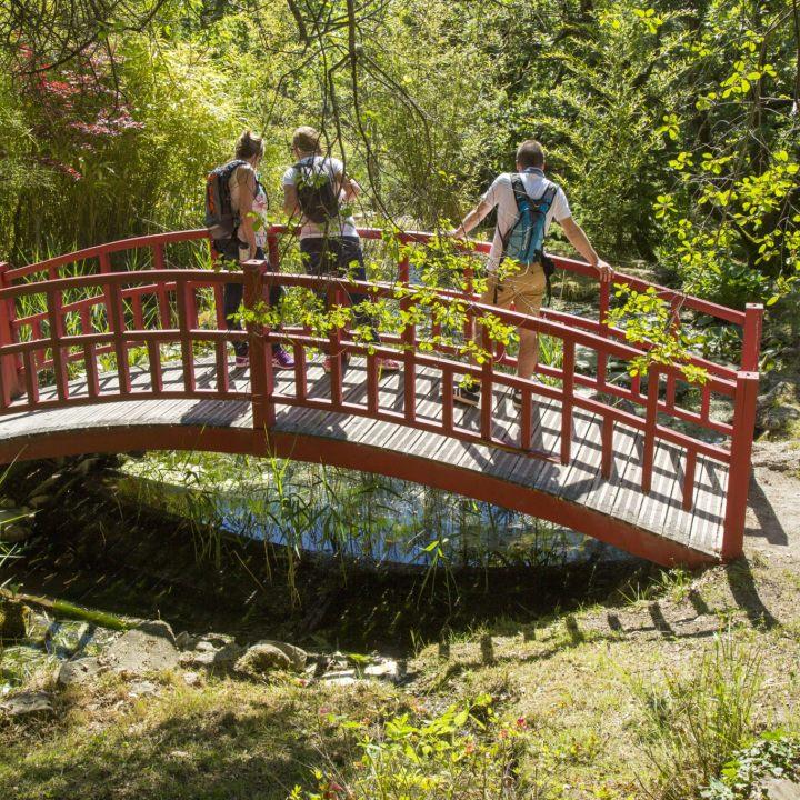 Visiter le Jardin de Kamaïshi