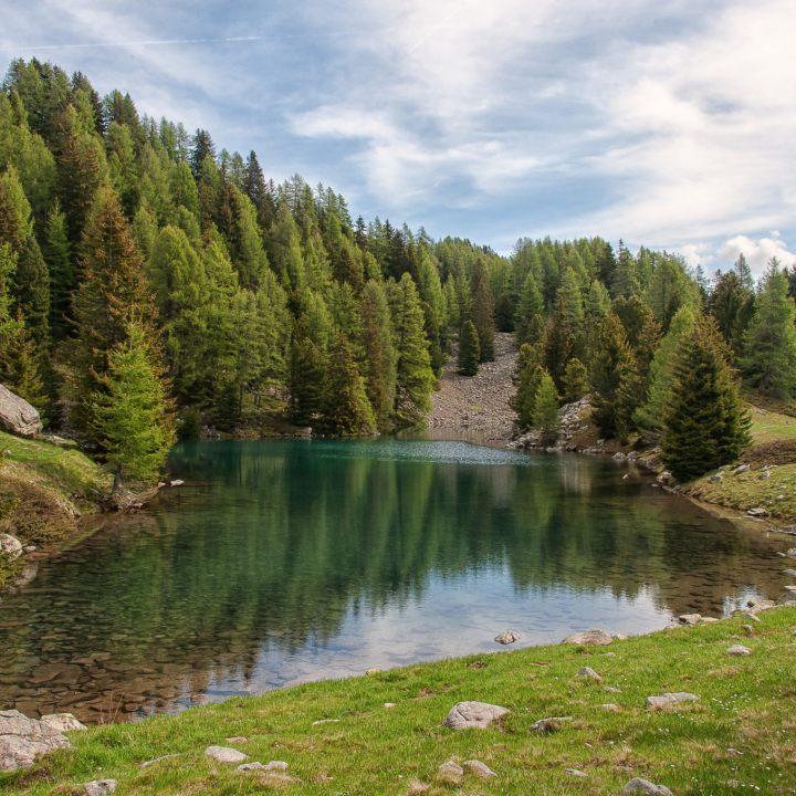 Lac Col Bas AD04_Raoul Gétraud